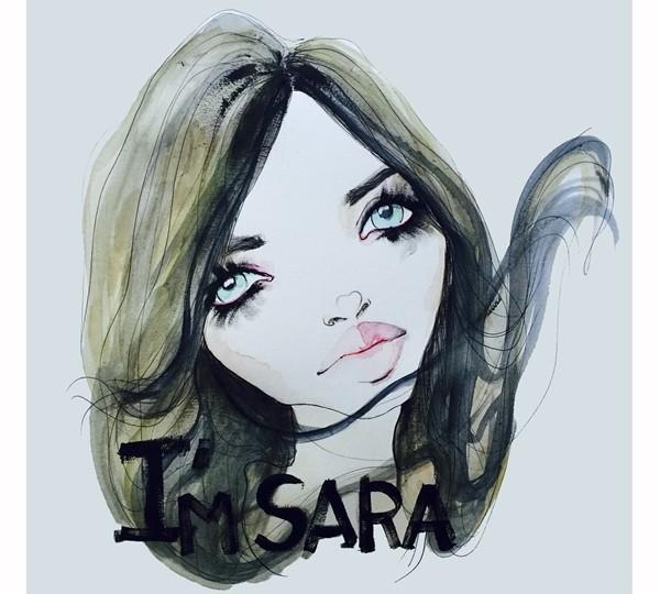 I´M SARA PRINT